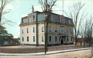 0329. Fairmount School Postcard