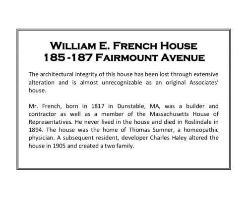 185 Fairmount