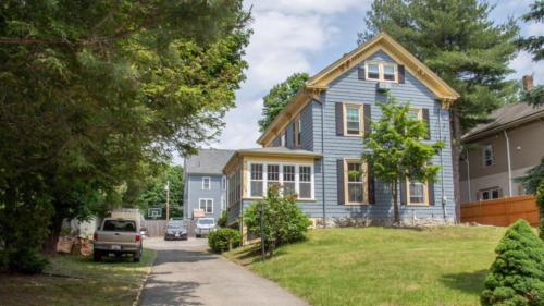 Twenty Associate Houses 2018 - 268 Fairmount Ave